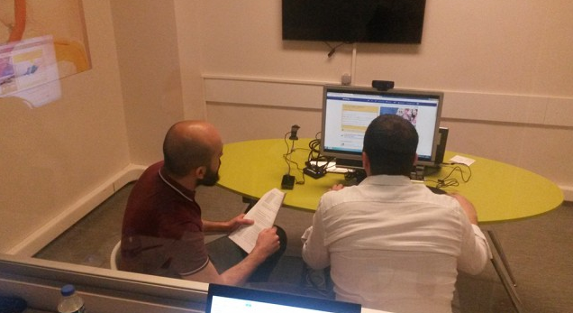 Online Otel Rezervasyon Sitelerinden Birinin Kullanılabilirlik Testlerini Bitirdik!
