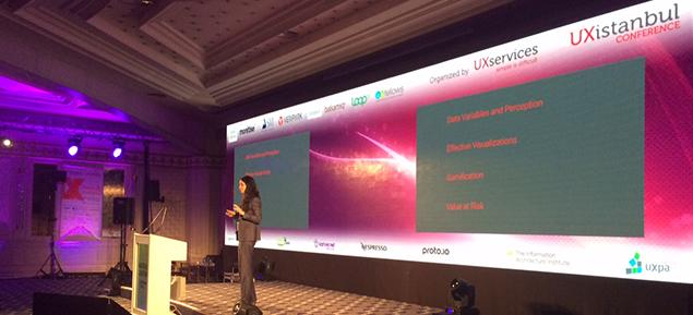 Goldman Sachs Kullanıcı Deneyimi Uzmanı Natasha Levitan UXistanbul Konferansı için Türkiye'ye Geliyor!