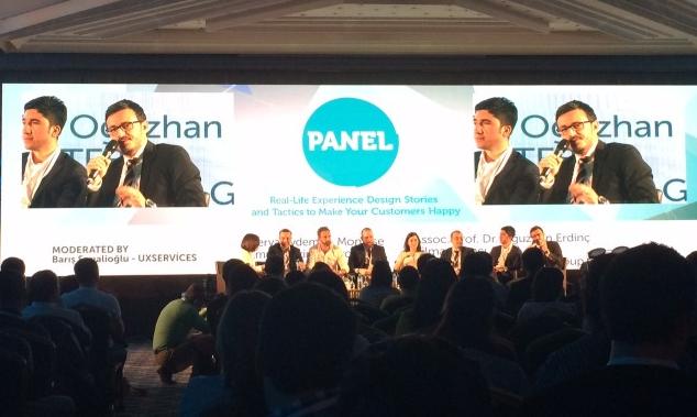UXistanbul Konferansının Panel Oturumunda, Farklı Sektörlerin UX Süreçleri ve Müşterileri Memnun Etmenin Yolları Konuşuldu