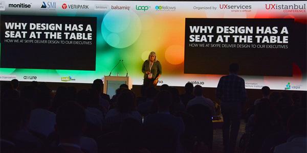 UXistanbul Konferansı Konuşmacısı Microsoft Tasarım Lideri Prarthana Johnson UX Süreçlerini Anlattı