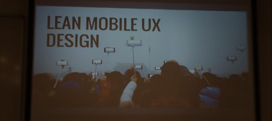 FikriMobil Yarışmacılarına Yalın Mobil UX Eğitimi Verdik!