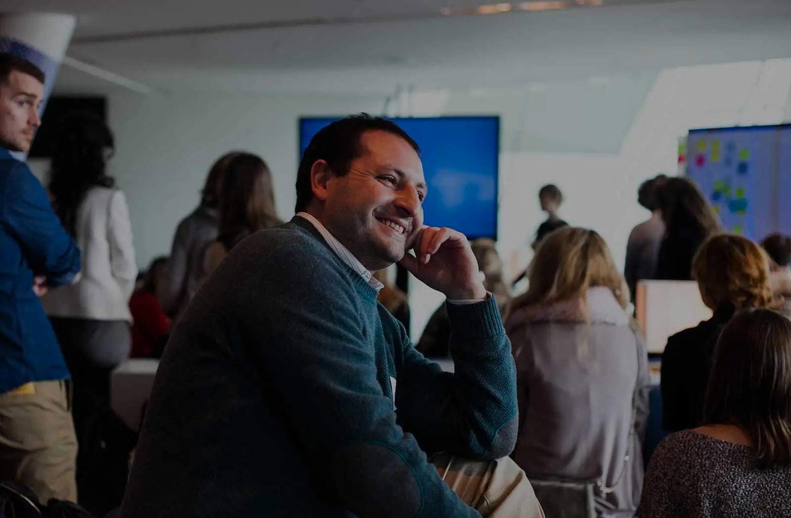 Interview with IBM's Service & Interaction Design Lead Diego Dalia