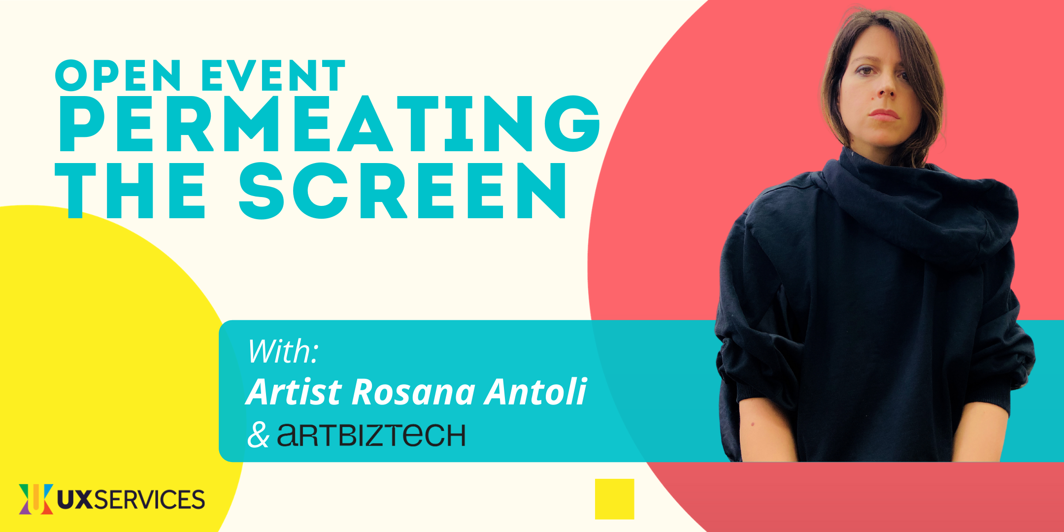 Open Event: Permeating the Screen: A Circuit with Rosana Antoli and ArtBizTech